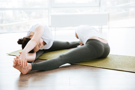 Janusirsasana Head to Knee Pose